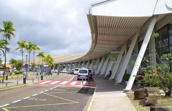 Aéroport de Martinique : le trafic international s'effondre en septembre 2018