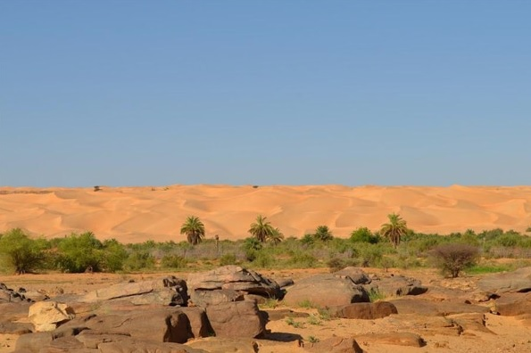 Point Afrique propose, en exclusivité, trois voyages en Mauritanie, en compagnie de Pierre Rabhi et Maurice Freund - DR : Point Afrique