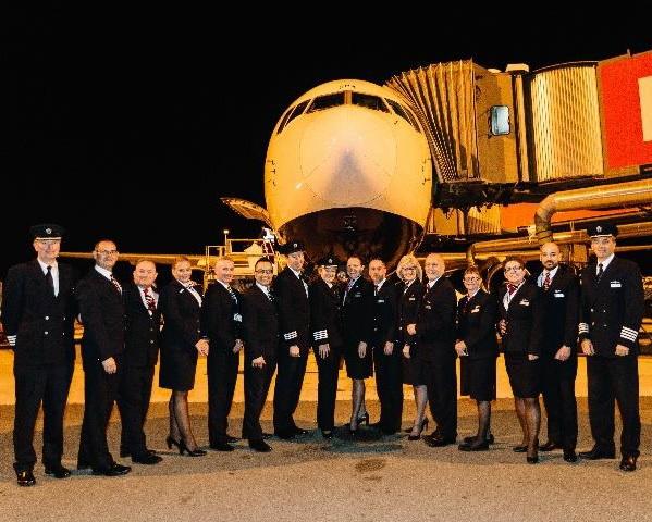 Le dernier vol commercial du 767 a été assuré par l'appareil immatriculé G-BZHA qui, depuis son premier courrier en 1998, a parcouru quelque 37 millions de kilomètres - DR : British Airways