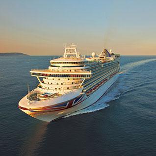 Carnival a été condamnée à payer 100 000 euros d'amende par le tribunal correctionnel de Marseille - DR : P&O Cruises
