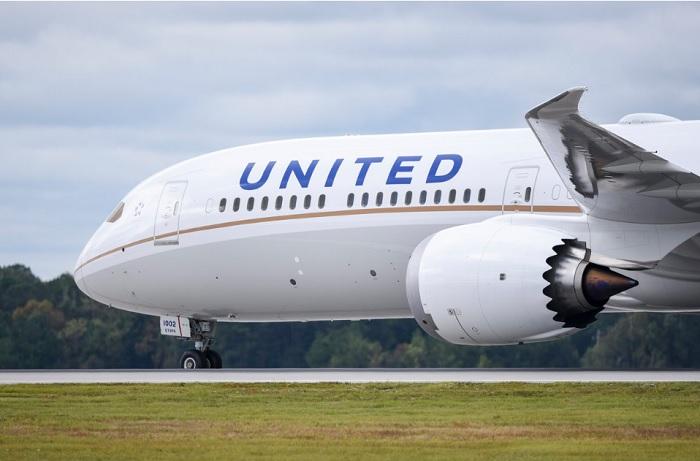 Le Boeing 787-10 débarque dans la flotte d'United - DR