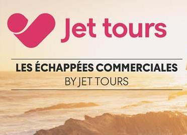 Jet tours à la rencontre des agences de voyages jusqu'à mi-janvier 2019