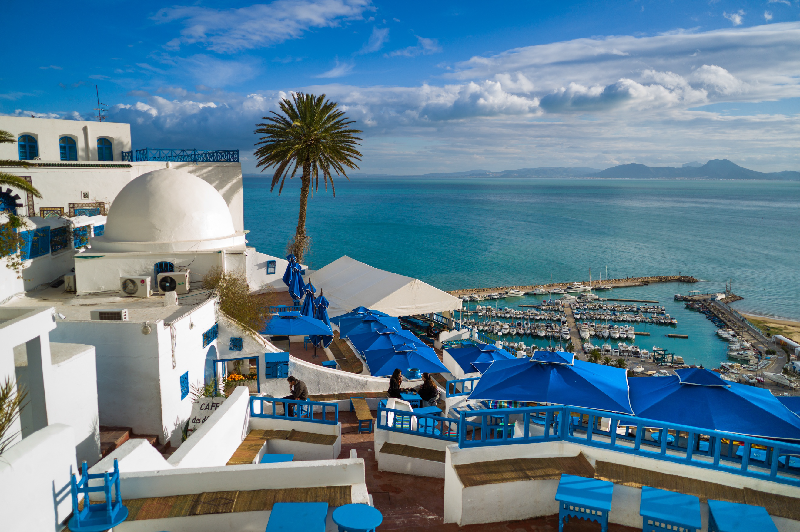 Transavia s'envolera de Nantes dès le 2 avril 2018 vers Tunis - photo @Max shen