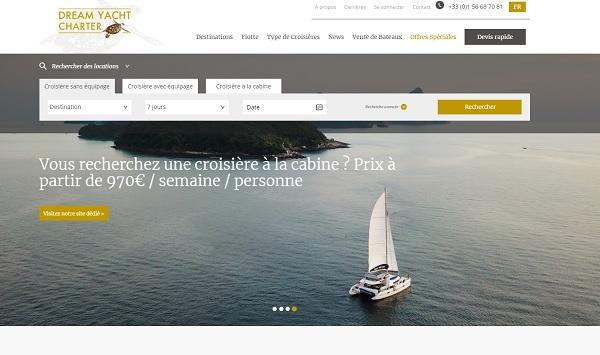 Dream Yacht Charter ouvre 4 nouvelles bases nautiques dans le monde - DR