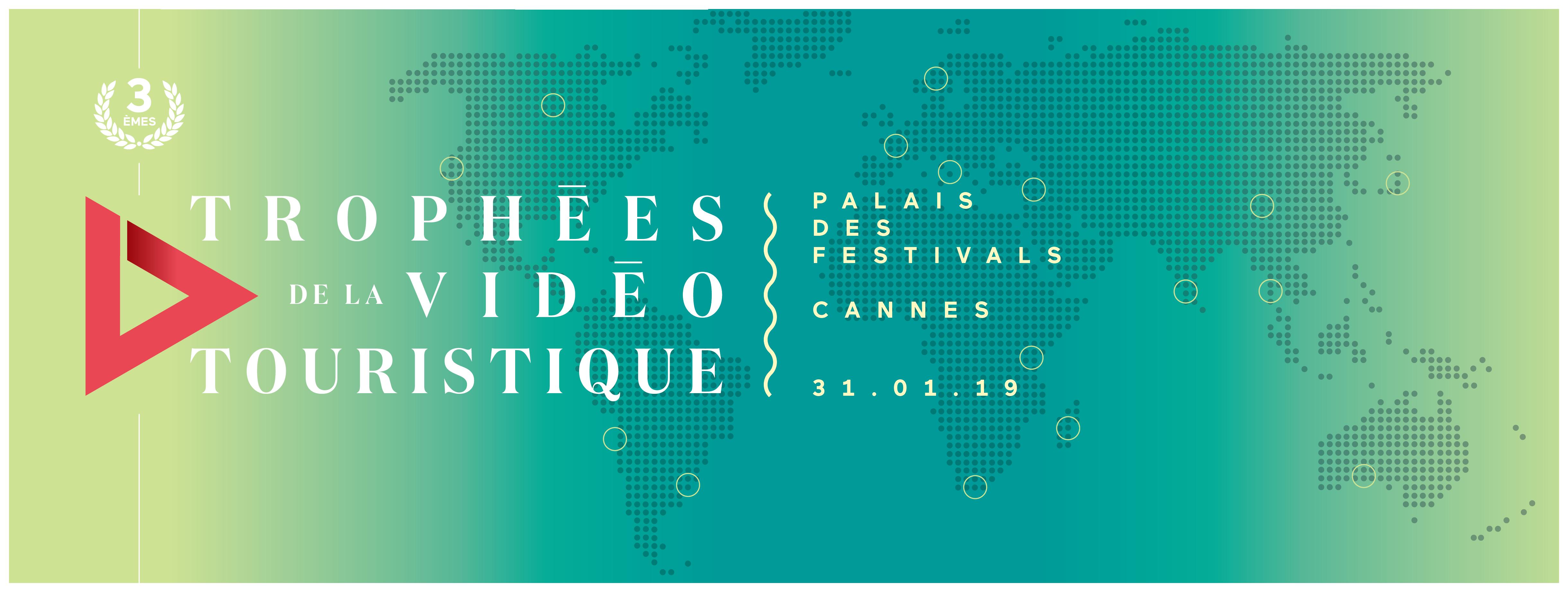 3e édition des Trophées de la Vidéo Touristique : plus que quelques jours pour candidater
