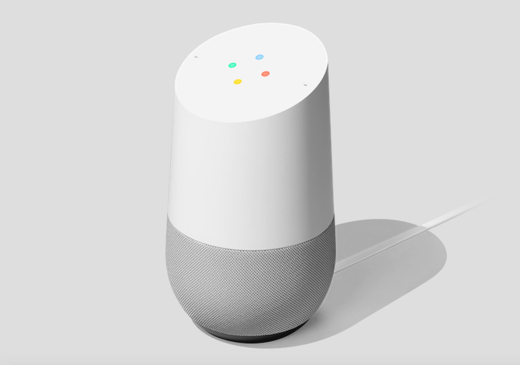 Transavia devient la première compagnie française à lancer son assistant vocal sur l'enceinte connectée Google Home ©DR