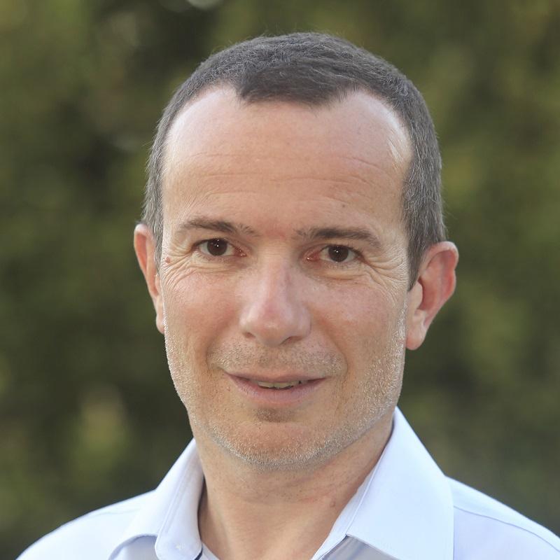 Brice Duthion, maître de conférences au Conservatoire national des arts et métiers (Cnam). - BD