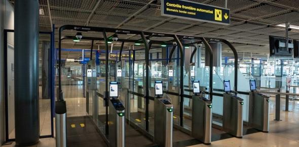 L'aéroport Marseille Provence déploie 25 sas PARAFE à reconnaissance faciale.  - DR Aéroport MP