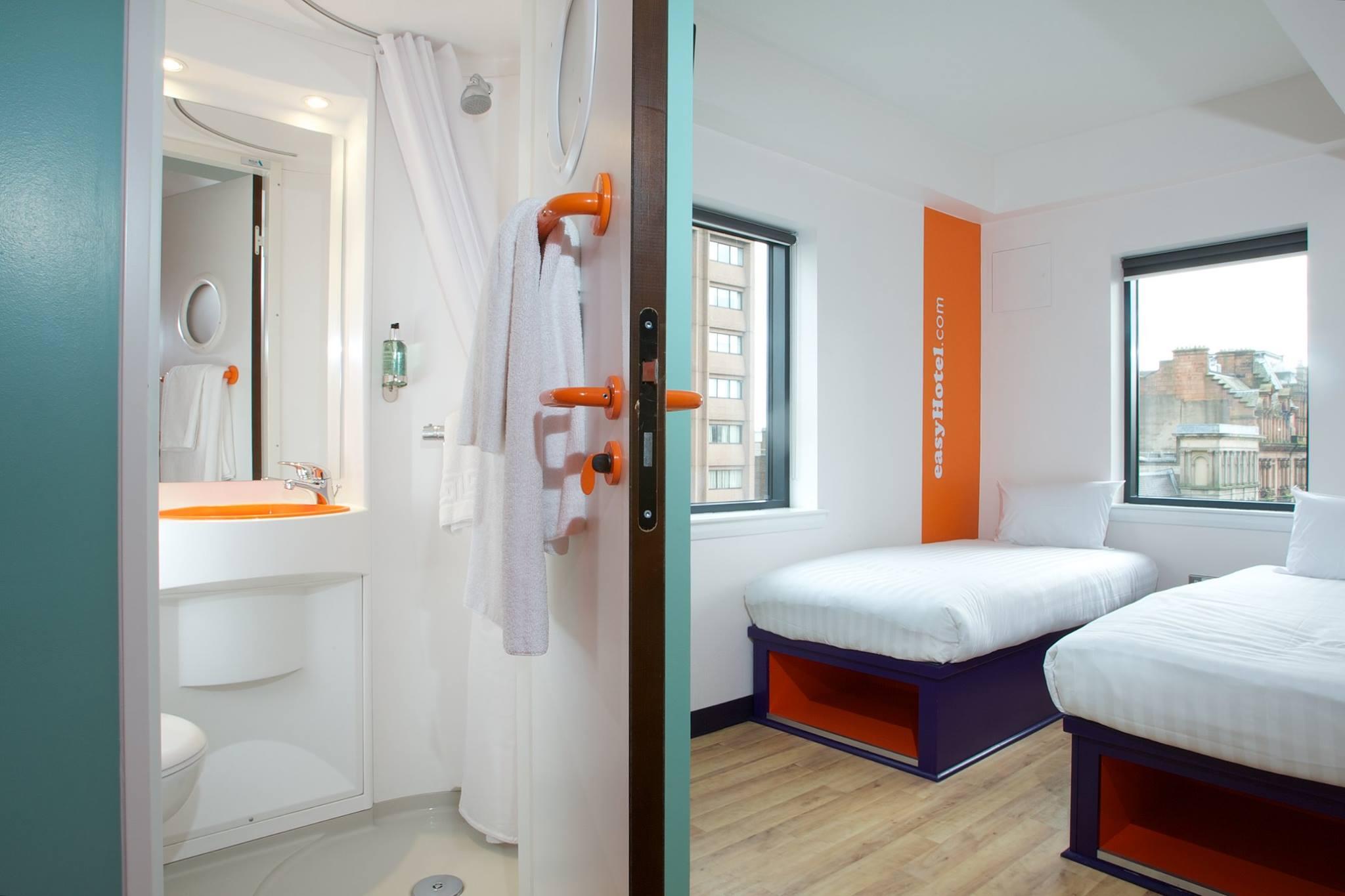 Chambre d'un hôtel easyHotel - DR