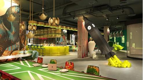 NH Hotel ouvrira un nouvel établissement nhow à Londres - Crédit photo : NH Hotel