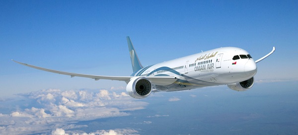 Oman Air, la flotte européenne accueille un nouveau Boeing 787-9 - Crédit photo : Oman Air