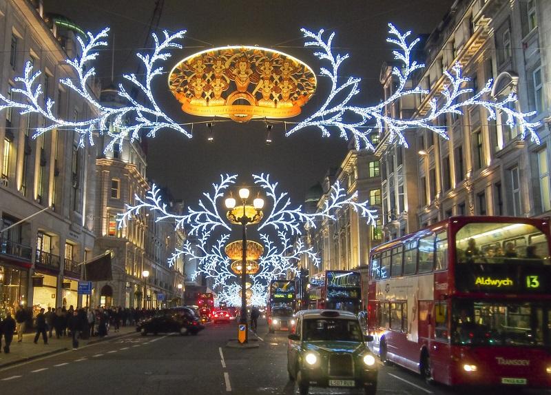 Le Royaume-Uni s'attend à accueillir un flux important de visiteurs étrangers pour les périodes de Noël et du Nouvel An - DR : DepositPhotos PetarPaunchev
