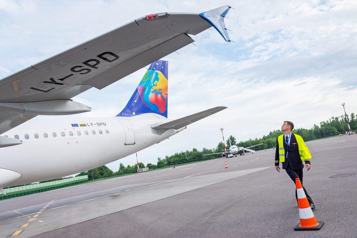 Dernière en date des faillites de 2018 : la compagnie charter Small planet airlines ©SPA FB