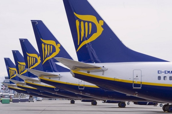 Ryanair lance un vol Rodez - Londres Stansted