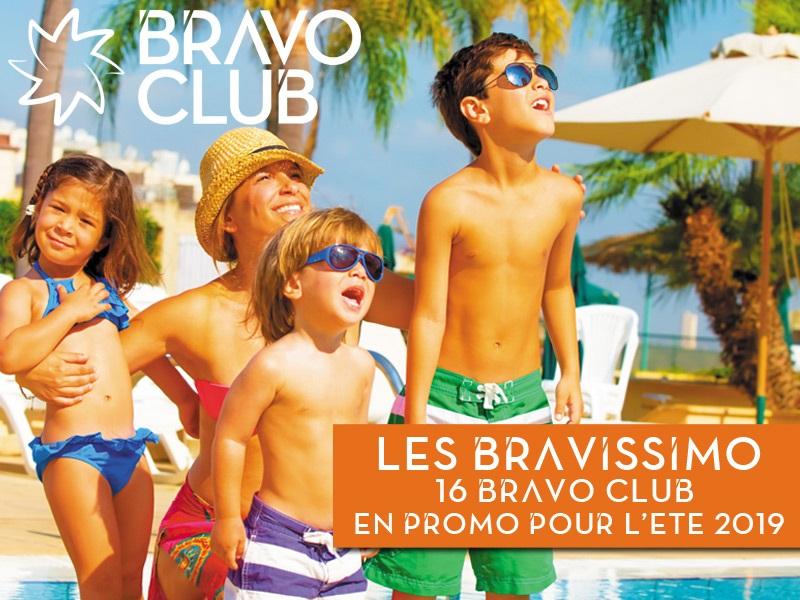 Les ventes pour cet été 2019 sont ouvertes! Photo: BRAVO CLUB