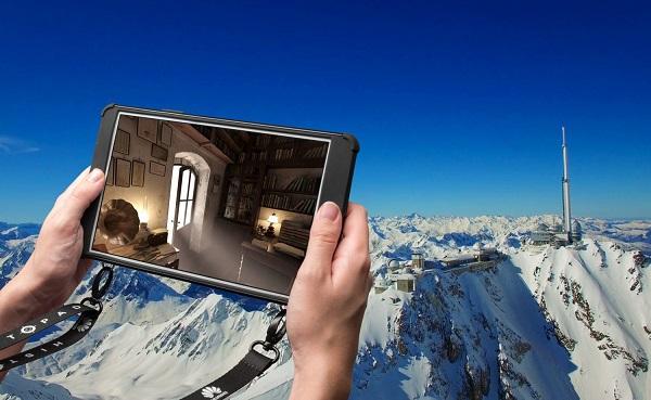 Pic du Midi propose un voyage dans le temps en réalité augmentée - Crédit photo : Histovery