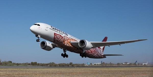 Qantas passe le cap des 30 millions de passagers en 2018