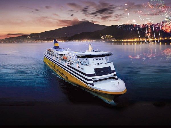 Corsica Ferries, une nouvelle stratégie digitale pour contrer l'aérien en 2019 - Crédit photo : Corsica Ferries