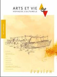 La nouvelle brochure Arts et Vie - DR