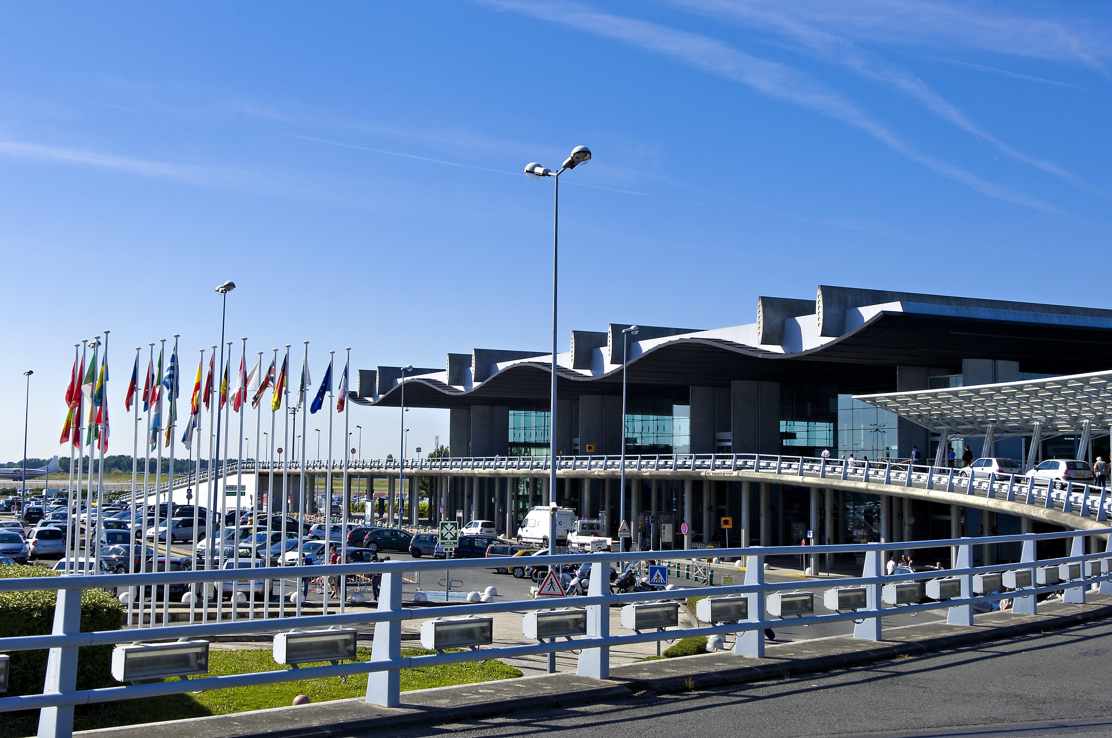 L'aéroport de Bordeaux annonce une belle année en 2018 avec un record du nombre de passagers - DR Aéroport de Bordeaux
