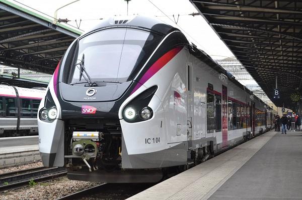 SNCF, l'Etat ouvrira les 1ères lignes à la concurrence au départ de Nantes - Crédit photo : compte Facebook @intercitesSNCF F. Depecker