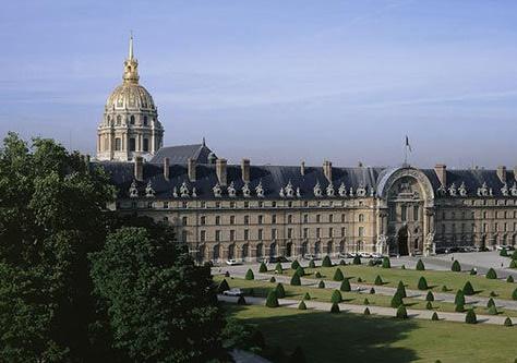 Le Musée de l'Armée à Paris affiche une hausse de la fréquentation en 2018 - DR