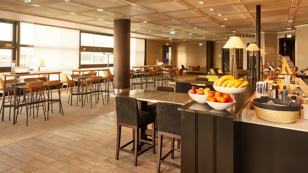 Un nouveau salon Lufthansa, le Panorama Lounge a ouvert à l'aéroport de Francfort - DR Lufthansa