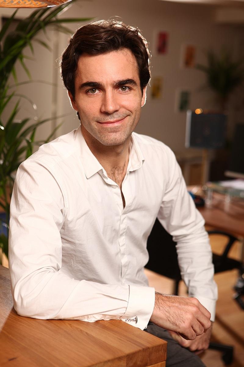 Damien Angeli, l'un des 4 co-fondateurs de Student Pop en charge du développement commercial - DR : Student Pop