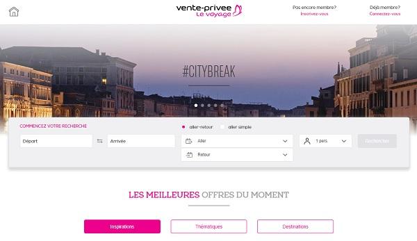 """Le site Vente-privée épinglé pour des """"réductions de prix trompeuses"""" - Crédit photo : DR"""