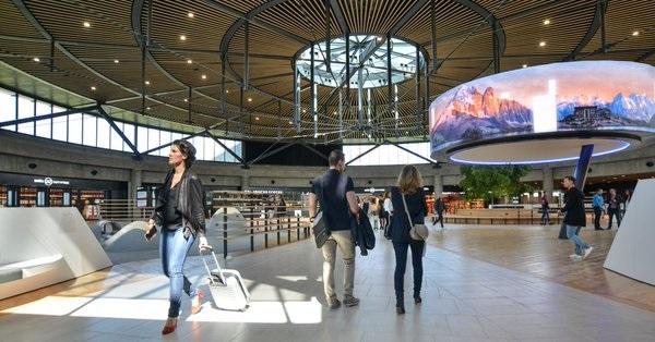 Vinci Airports, plus de 195 millions de passagers accueillis en 2018 - Crédit photo : Vinci