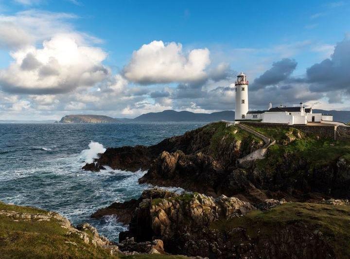Le Tourisme Irlandais communiquera sur son nouvel axe de développement autour des « saisons et régions d'Irlande » - DR
