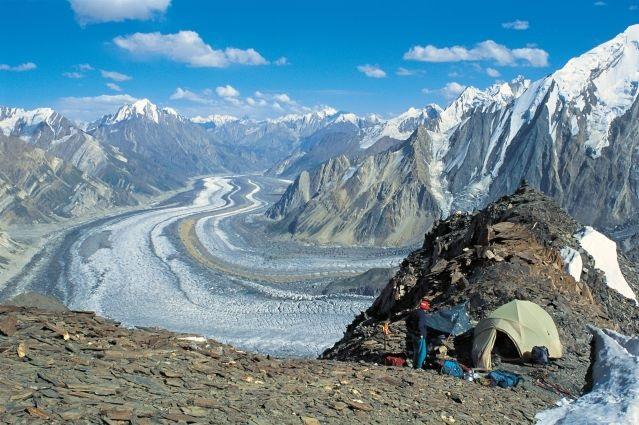 Au cœur du pays Hunza, au nord de Passu, Terres d'Aventure propose un trek de 7 jours en direction du Werthum Pass (5 147m) - DR : Terres d'Aventure