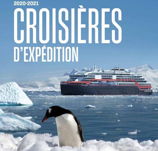 Hurtigruten sort une une pré-brochure pour la saison 2020-21 - Crédit photo : Hurtigruten