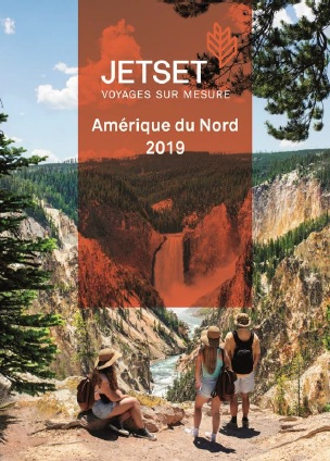 La nouvelle brochure Jetset 2019 - DR