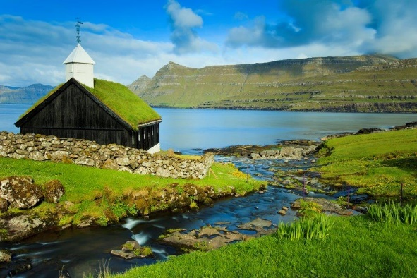 L'archipel des Féroé appartient au royaume du Danemark et compte 18 îles - DR : Nortours