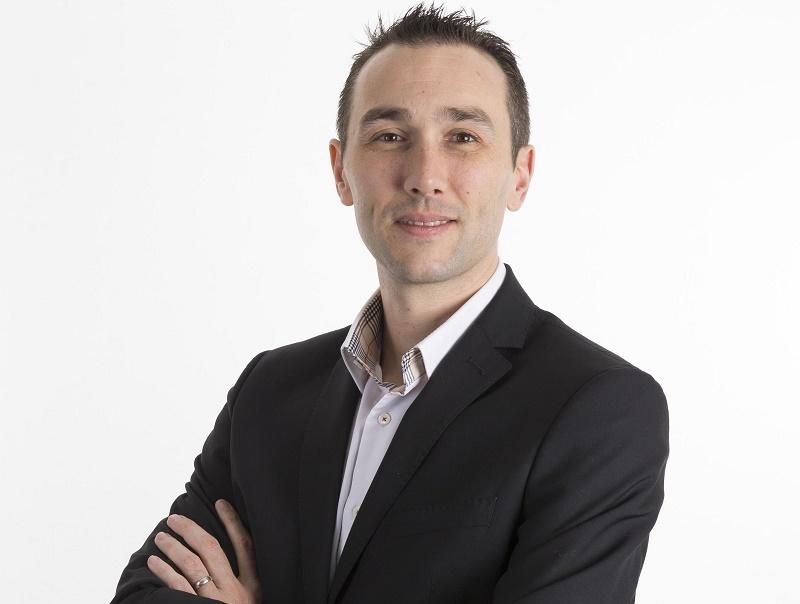 Bruno Delhomme est en charge du développement des ventes ainsi que de la distribution - DR : LEVEL France