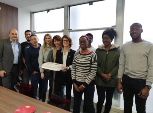 Air Transat récompense la 1ère réservation TGV Air - Crédit photo : Air Transat