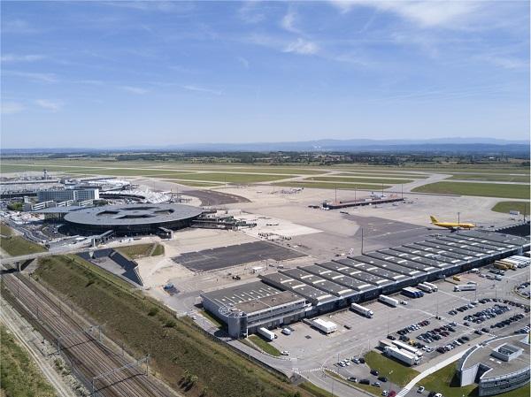 Bilan 2018 : l'aéroport de Lyon passe le cap symbolique des 11 millions de passagers - Crédit photo : Aéroport de Lyon