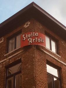 C'est à Louvain qu'est née la célèbre bière Stella - DR