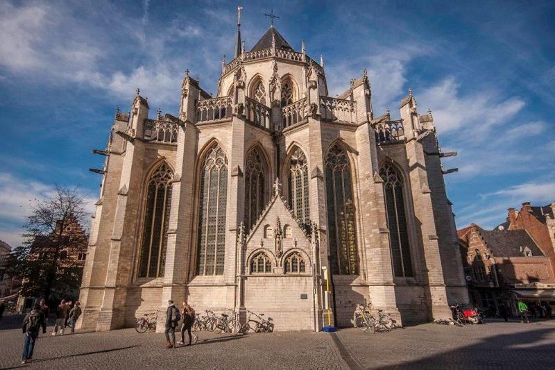 L'église Saint-Pierre - DR visite Leeuven