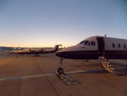 Twin jet prévoit d'autres ouvertures de lignes en 2019 - Photo Twin Jet
