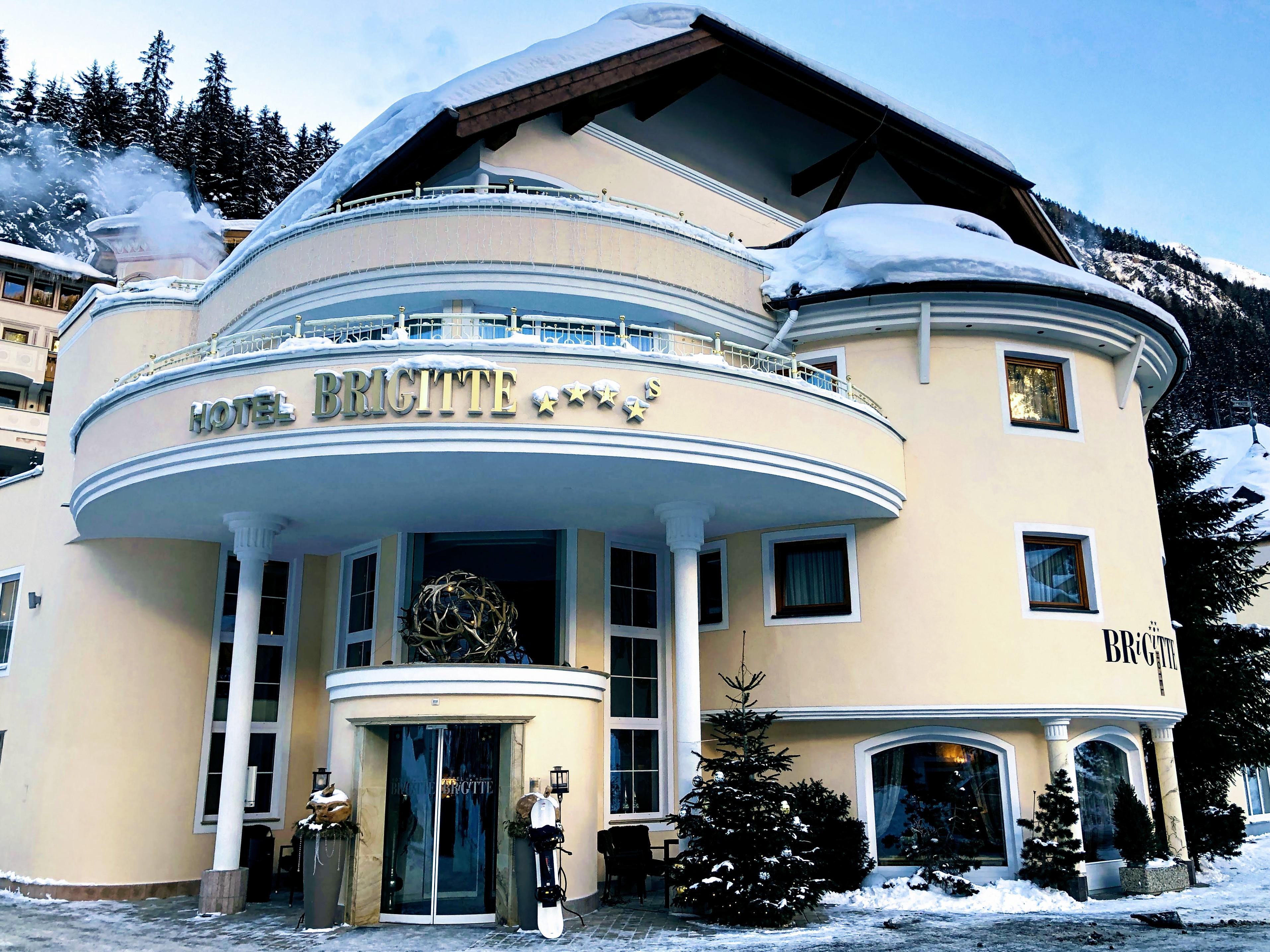L'Hôtel Brigitte, un 4**** près du centre ville, moderne et confortable avec Spa et piscine /crédit photo JDL