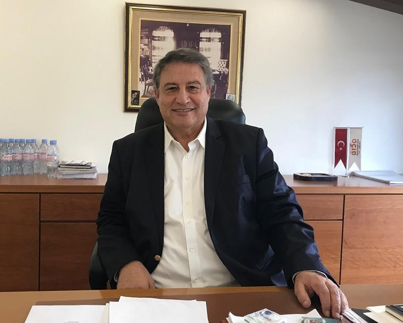 """Mumtaz Teker : """"j'ai toujours été un bâtisseur. J'ai toujours aimé construire. Durant la période où le tourisme est devenu important en Turquie, j'ai créé beaucoup de sociétés dans le monde entier"""" - DR : D.G."""