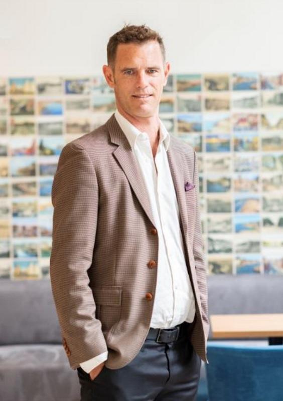 Jérôme Pasquet est le nouveau président du directoire des Villages Clubs du Soleil - DR : VCS
