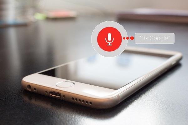 La voix arrive sur les terminaux et pourrait bien s'imposer en 2020 - Crédit photo : Pixabay, libre pour usage commercial