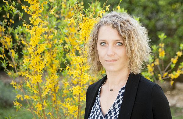Pour Mélanie Mambré le développement durable ne s'arrête pas seulement à des mots mais se conjugue aussi au numérique - Crédit photo : VaoVert