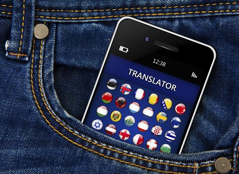 L'Hexagone devrait être un marché porteur pour toutes les innovations qui tournent autour des traducteurs vocaux instantanés... - Depositphotos.com ayo888