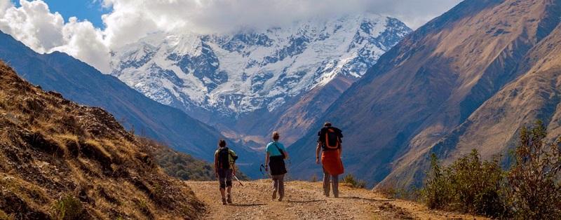 Le Chemin de l'Inca rouvrira le 1er mars 2019 - DR : Prompéru