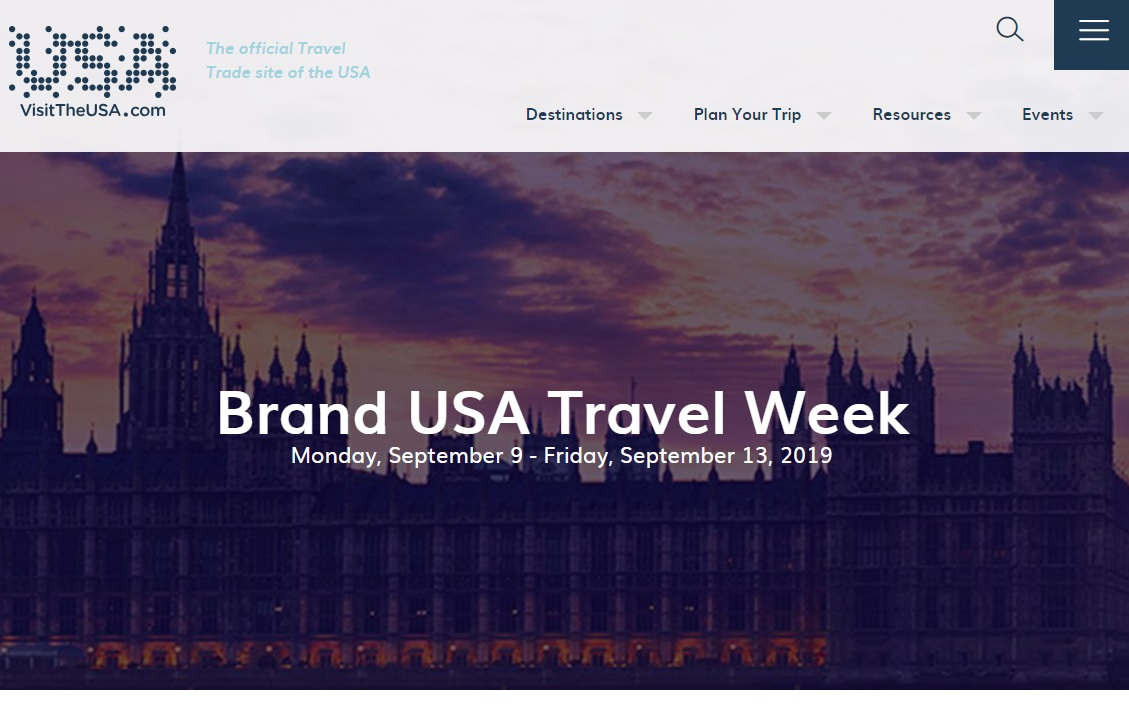 Les inscriptions pour la Brand USA Travel Week sont ouvertes - DR