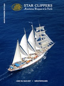 La nouvelle brochure Star Clippers - DR